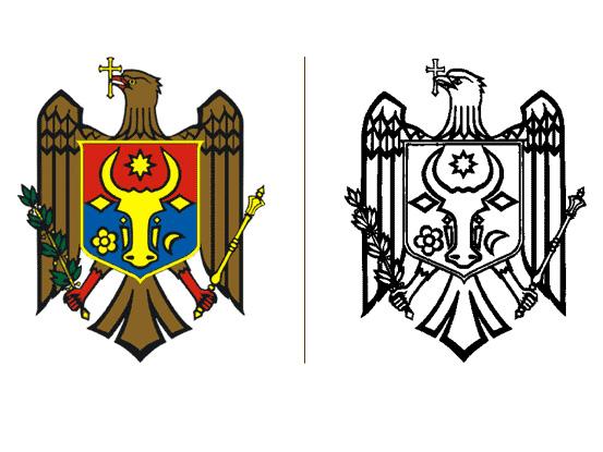 Stema de Stat a Republicii Moldova